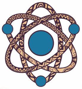 CBD American Shaman Nanotechnology Symbol